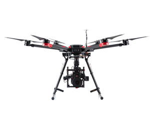 camera / light & grip rental, drone, drone rental, dji, m600, detroit based production company, aerial