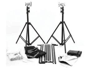 camera / light & grip rental, butterfly, butterfly kit, rental, photography, backdrop, detroit based production company