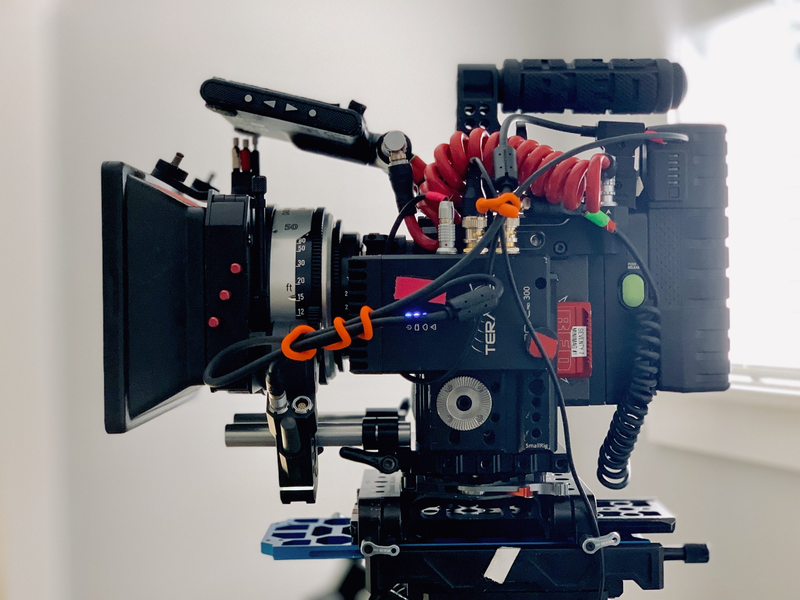 Cooke Double Speed Panchro, camera / light & grip rental, red, monstro, vv, 8k, camera rental, detroit based production company, film camera rental