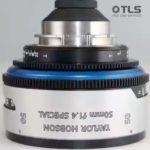 """TLS 50mm Cooke """"Special"""" 1.4"""